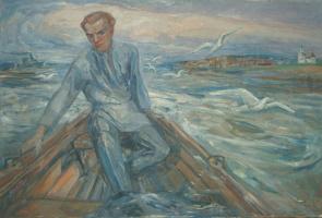 Maria Vasilievna Bespalova-Dashkova. THE YOUNG LENIN