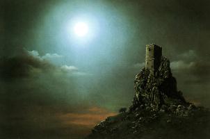Анна Садворс. Полная луна