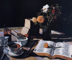 Charles Mcquichker. Our daily bread