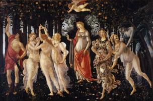 Sandro Botticelli. Spring