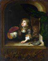 Нетсчер Каспар. Два мальчика пускают пузыри