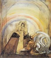 Ян (Йоханес) Теодор Тороп. Автопортрет
