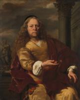 Фердинанд Балтасарс Боль. Портрет мужчины