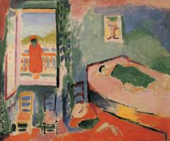 Henri Matisse. Interior