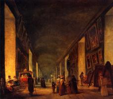 Юбер Робер. Большая галерея