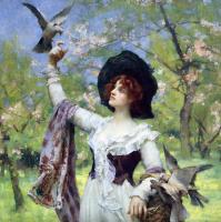 Генриетта Рей. Весна