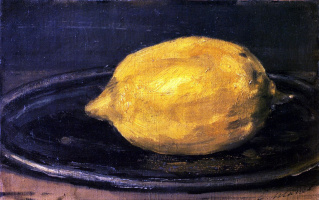 Эдуар Мане. Лимон