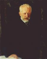 Павел Варфоломеевич Кузнецов. Чайковский