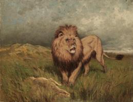 Роза Бонёр. Убийца: лев и его добыча