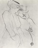 Henri de Toulouse-Lautrec. Forties