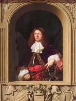 Франц ван Мирис Старший. Портрет графа Ульрика Фредерика Гинденлова