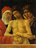 Джованни Беллини. Христос