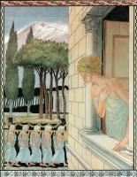 Джованни Казелли. Девушка у окна