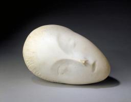 Константин Бранкузи. Спящая муза