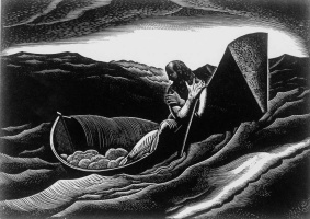 Rockwell Kent. The end