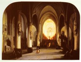 Ян Баптист Тетар. Церковь