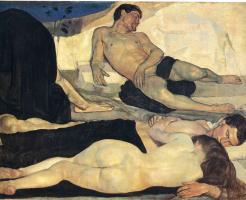 Фердинанд Ходлер. Спящие