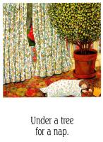 Анита Лобель. Под деревом для дремоты