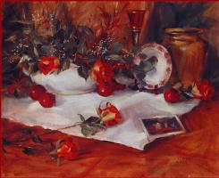 Джуди Кроу. Милые розы