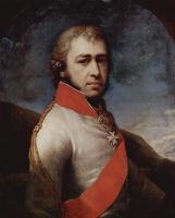 Иоганн Баптист Лампи (старший). Потрет князя Бориса Голицына