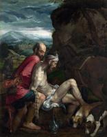 Якопо да Понте Бассано. Добрый самаритянин