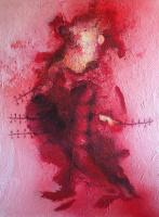 Nikolai margin. Wounds (polyptych)