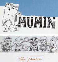 Туве Янссон. Муми-персонажи (Мумины)