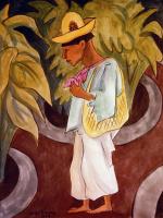 Диего Мария Ривера. Мексиканский крестьянин