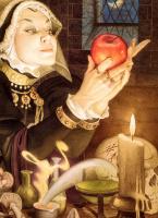 Чарльз Сантор. Красное яблоко