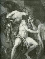 Бенджамин Уэст. Брисеида и Ахиллес
