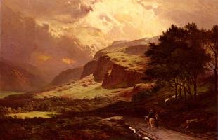Сидни Ричард Перси. Пейзаж