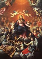 Гвидо Рени. Богородица с младенцем