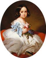 Франц Ксавер Винтерхальтер. Принцесса Мария Шарлотта Бельгийская