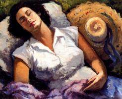 Миро Маиноу. Дневной сон