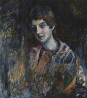 Портрет Нины Николаевны Кандинской, жены художника