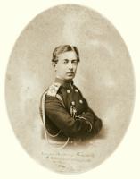 Алексей Петрович Боголюбов. Фотографический портрет Николая Александровича