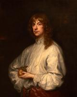 Антонис ван Дейк. Джеймс Стюарт, 1-й герцог Ричмондский и 4-й герцог Ленноксский, в образе Париса