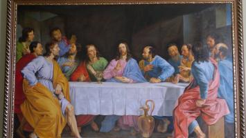 Copy of the Last Supper, Philippe de Shampen