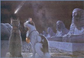 Джефф Спакман. Египетские кошки