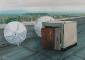 Денис Григорьевич Русаков. Лето на крыше 5-этажки