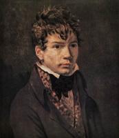 Жак-Луи Давид. Портрет молодого человека