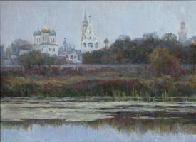 Олег Борисович Захаров. Светает.  ( Коломна )