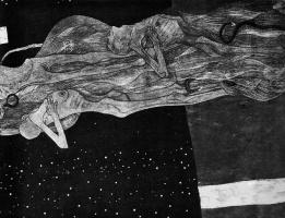 Густав Климт. Шествие мертвых
