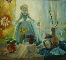 """Марина Анатольевна Щекотова. """"Весна""""     """"Spring"""""""