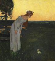 Франц фон Штук. Давным-давно. 1891