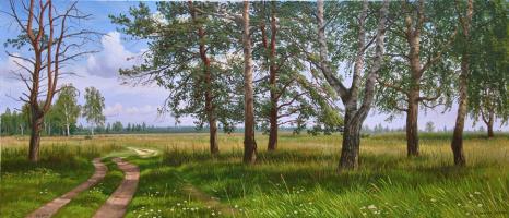 Alexander Vasilyevich Zoryukov. Big Yellowies. Zerika.