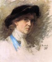 Тереза Шварц. Автопортрет