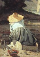 Поль-Камилл Гигу. Женщина в шляпе