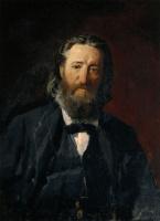 Николай Николаевич Ге. Портрет Иосифа Доманже