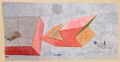 Paul Klee. Short Sea Voyage